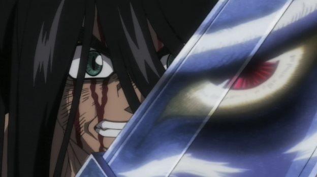 © TVアニメ「うしおととら」