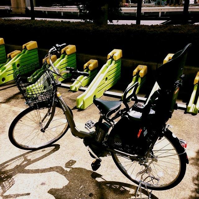 電動自転車 YAMAHAの「PAS Babby