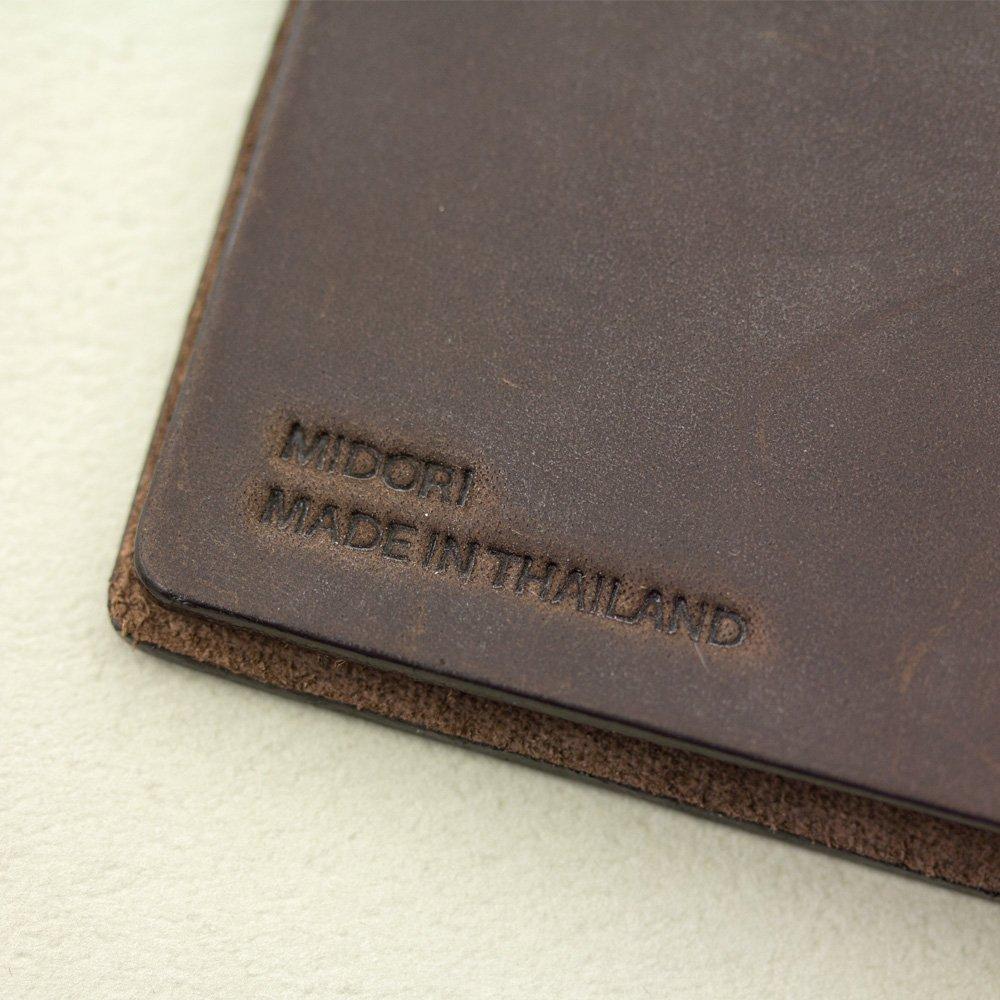 トラベラーズノートの刻印