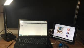 使わなくなったiPadを「Duet Display」を使ってデュアルディスプレイ化したよ