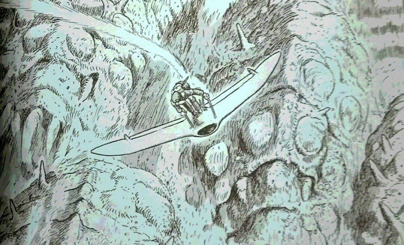 風の谷のナウシカ