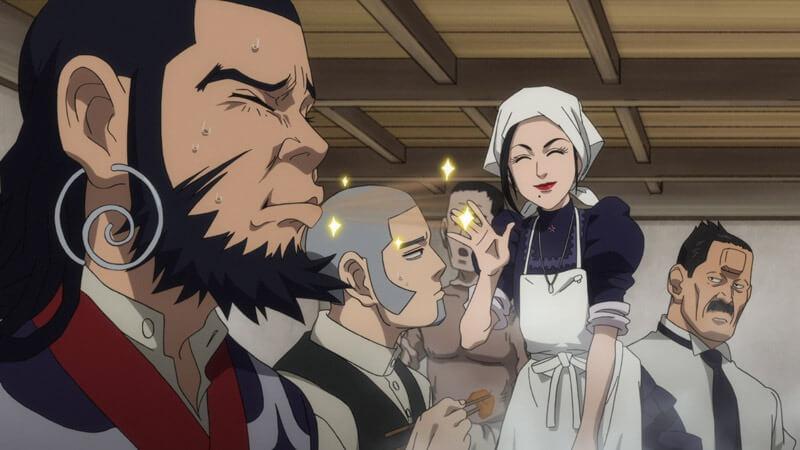TVアニメ「ゴールデンカムイ」