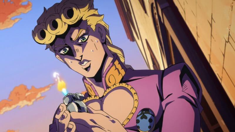 TVアニメ「ジョジョの奇妙な冒険第5部-黄金の風-」