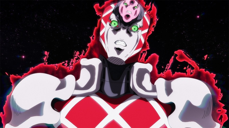 © TVアニメ「ジョジョの奇妙な冒険第5部-黄金の風-」/ Episodio 21