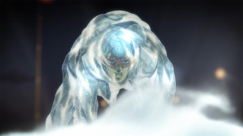 © TVアニメ「ジョジョの奇妙な冒険第5部-黄金の風-」/ Episodio 18