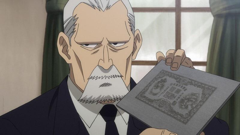 © TVアニメ「ゴールデンカムイ」