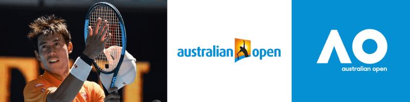 錦織圭出場試合:全豪オープンテニス2019(Australian Open)