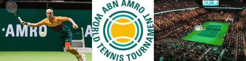 錦織圭出場試合:ABNアムロ世界テニストーナメント2019