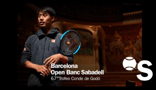 【錦織圭準決勝】バルセロナオープン2019 動画ハイライト・ドロー・試合速報まとめ | ATP500