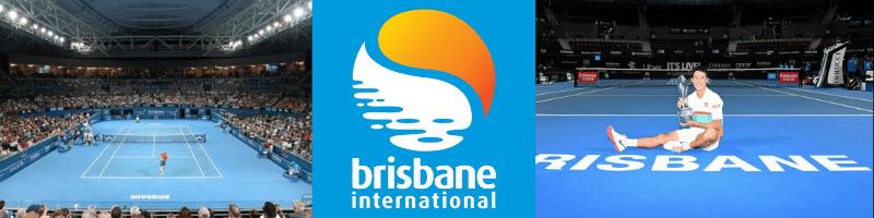 錦織圭出場試合:ブリスベン国際2019(Brisbane International)