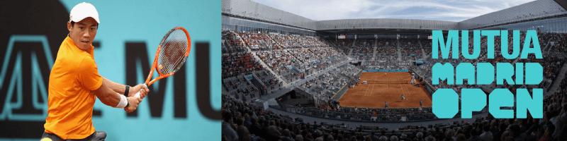 ムチュア・マドリード・オープン2019 (Mutua Madrid Open)