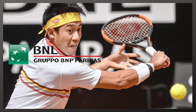 オープン テニス イタリアン