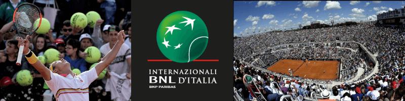 BNLイタリア国際2019(Internazionali BNL d'Italia) / 錦織圭