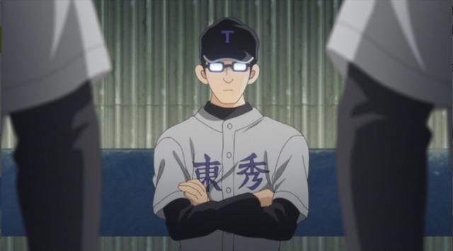 © アニメ「MIX」 - 第8話