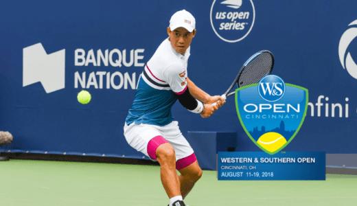 【錦織圭】ウエスタン&サザン・オープン2019(シンシナシティ) 動画ハイライト・ドロー・試合速報まとめ |ATP1000