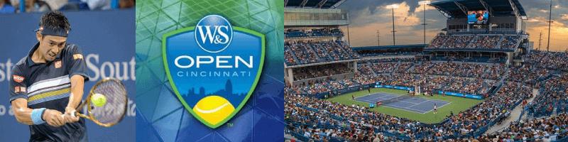 ウエスタン&サザン・オープン (Western & Southern Open) / 錦織圭