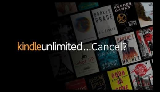 【わずか3クリック】Kindle Unlimitedを