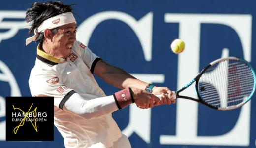 【錦織圭】ハンブルク・ヨーロピアン・オープン2020動画ハイライト・ドロー・試合速報まとめ | ATP500