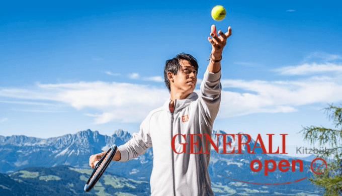 ゼネラリ・オープン2020(Generali Open)|錦織圭出場大会