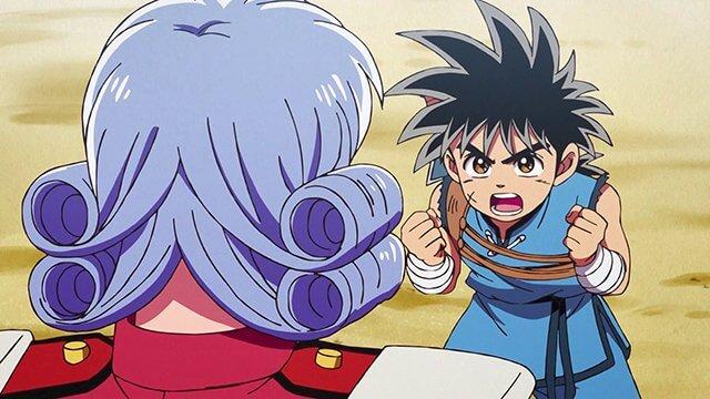 © TVアニメ 「ダイの大冒険」- 第3話