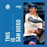 【錦織圭】サンディエゴ・オープン2021 大会情報・放送・試合速報・インタビューまとめ|ATP250